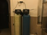 Промывка обезжелезивателя с воздушной подушкой